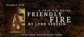 {Review+G!veaway} Friendly Fire by Lynn Seresin