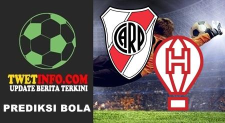 Prediksi River Plate vs Huracan