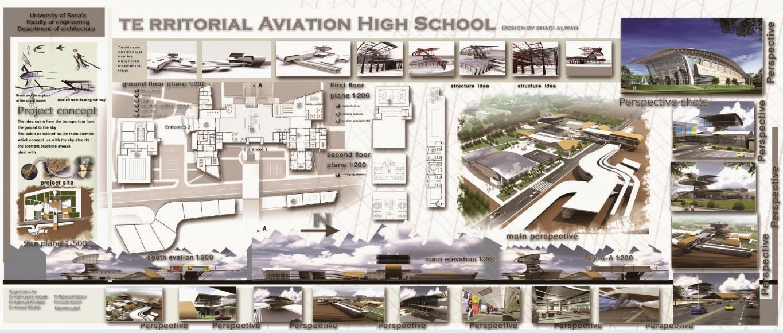 Graduation Projects Territorial Aviation High School