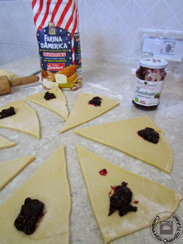 cornetti pasta brioche