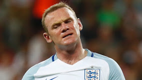 WAYNE ROONEY AND HIS ENGLISH SIDE HUMBLED BY BOYS OF REYKJAVIK.