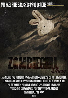 Zombie Girl Diary mostra trailer e poster