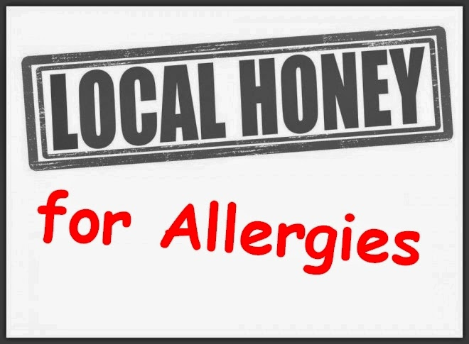 Local Honey for Allergies