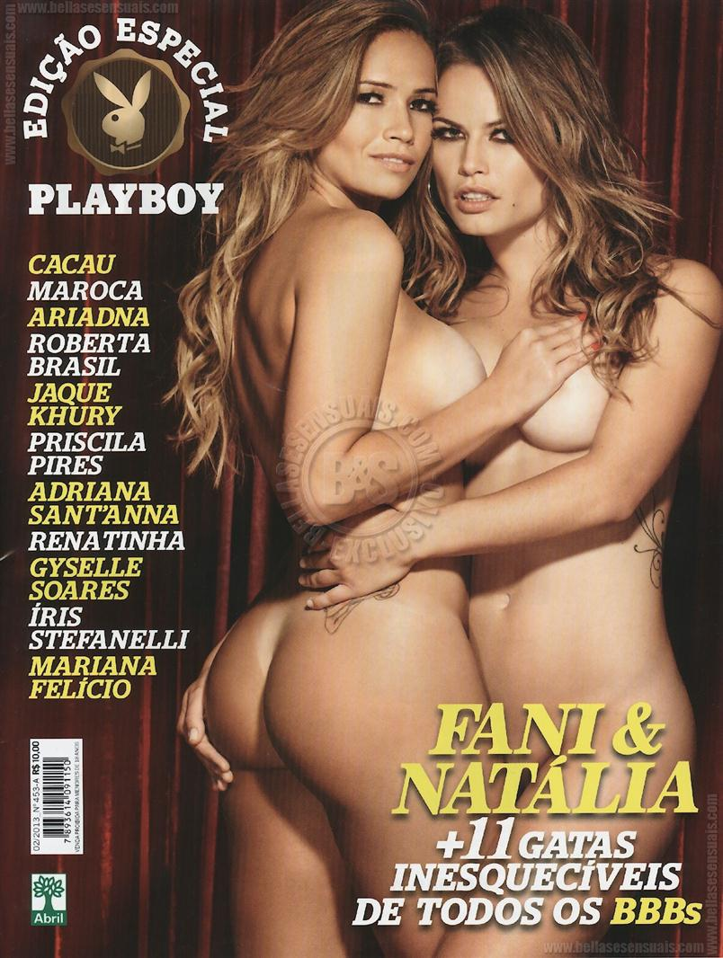 Download As 13 Mais Gatas do BBB Playboy Especial Fevereiro 2013