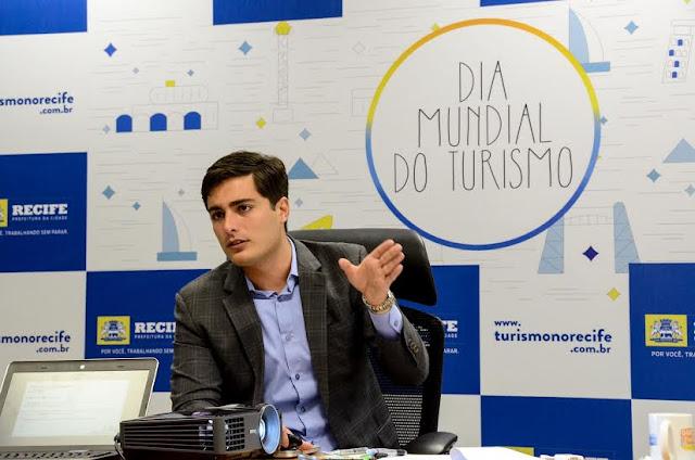 Dia Mundial do Turismo programação em Recife