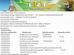 INFORMAÇÕES ADICIONAIS DE INTERESSE DOS ASSISTENTES ADMINISTRATIVOS DA ECT