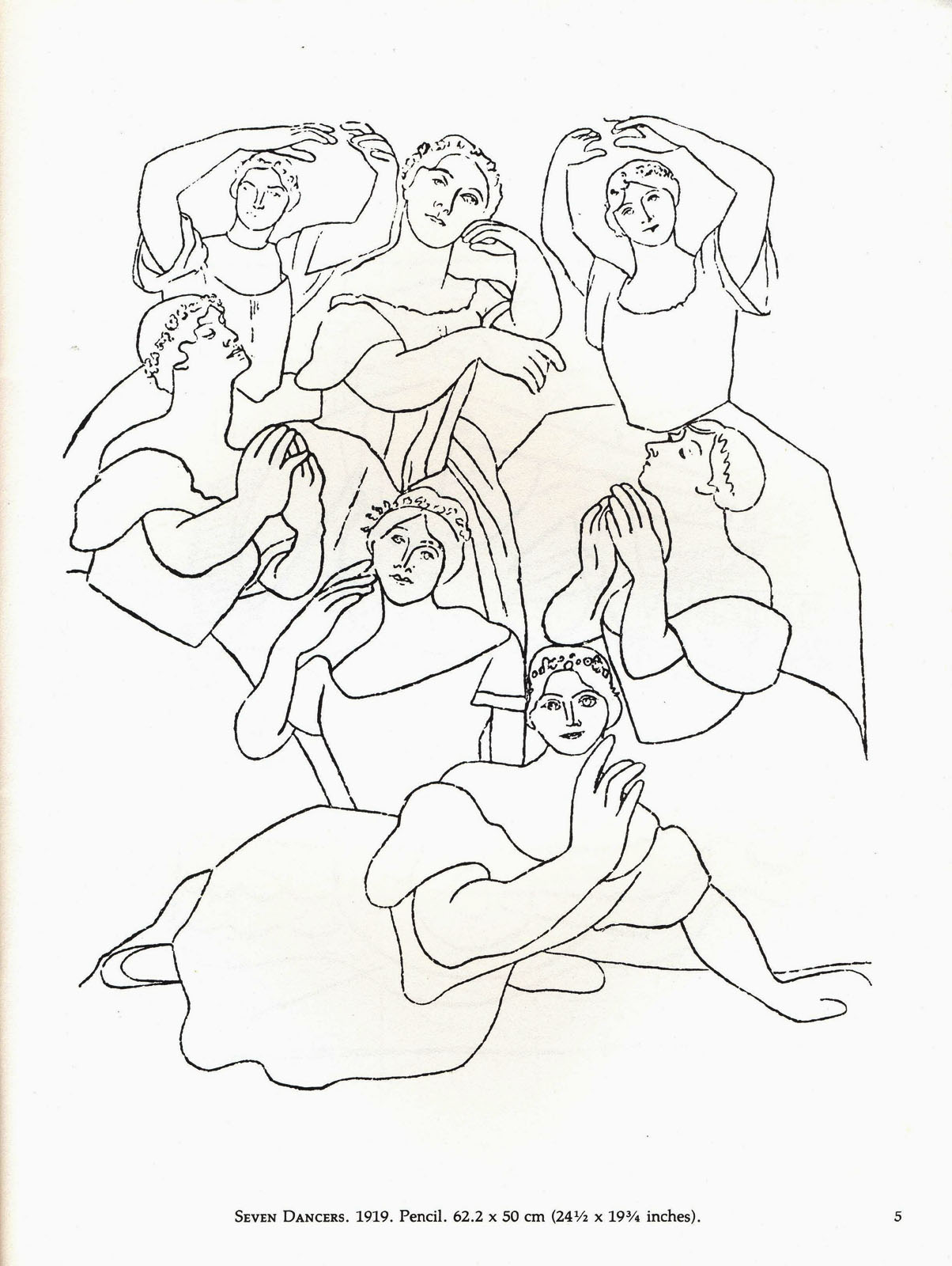 Line Drawing Picasso : Un rincón sombra picasso line drawings and prints