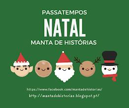 PASSATEMPOS DE NATAL