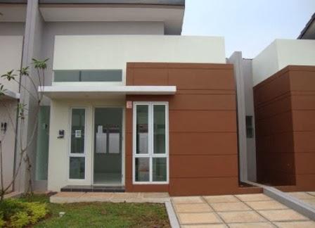 gambar desain rumah minimalis 1 lantai contoh disain