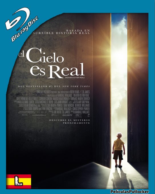 El Cielo Es Real [BrRip 720p][Latino][FD-4S-SD-MG]