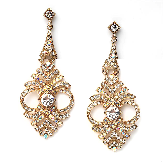 Beautiful Earrings Wedding Designs