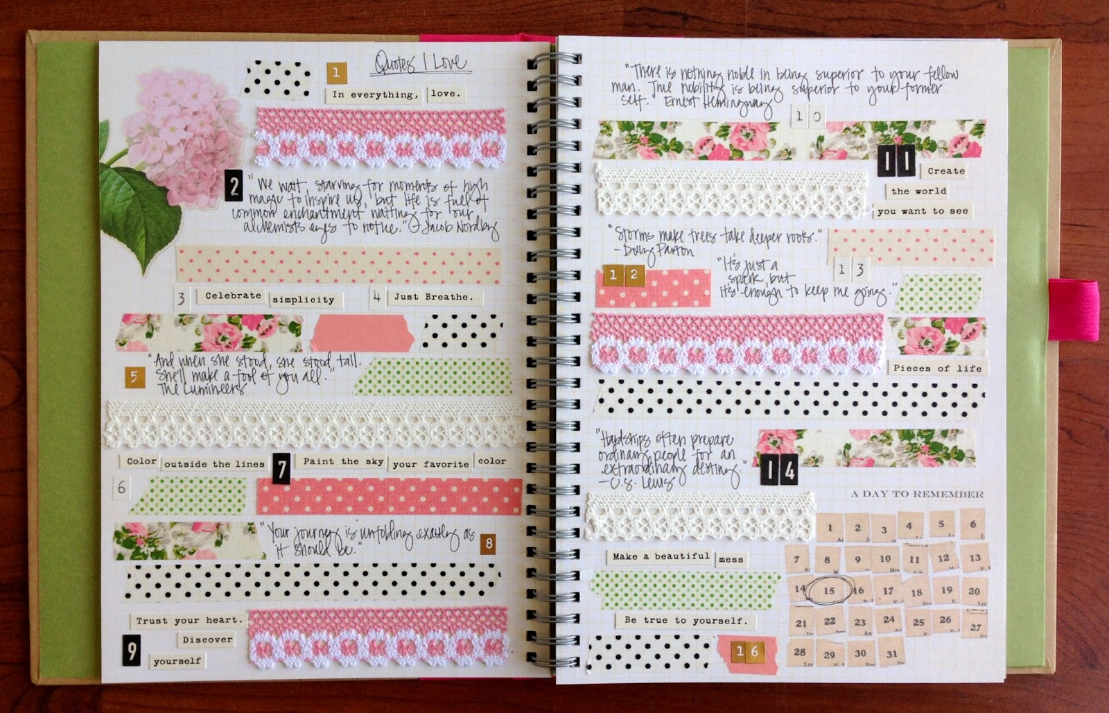 Washi Tape Book Cover Ideas : Precocious paper quotes portfolio smash sunday