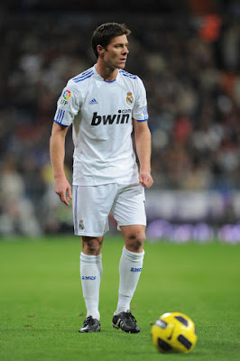 Xabi Alonso - Real Madrid CF (1)