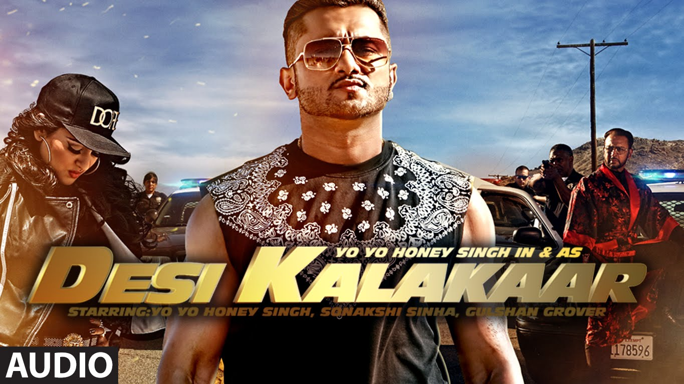 Desi Kalakaar Guitar Chords Yo Yo Honey Singh Flirtme Guitar