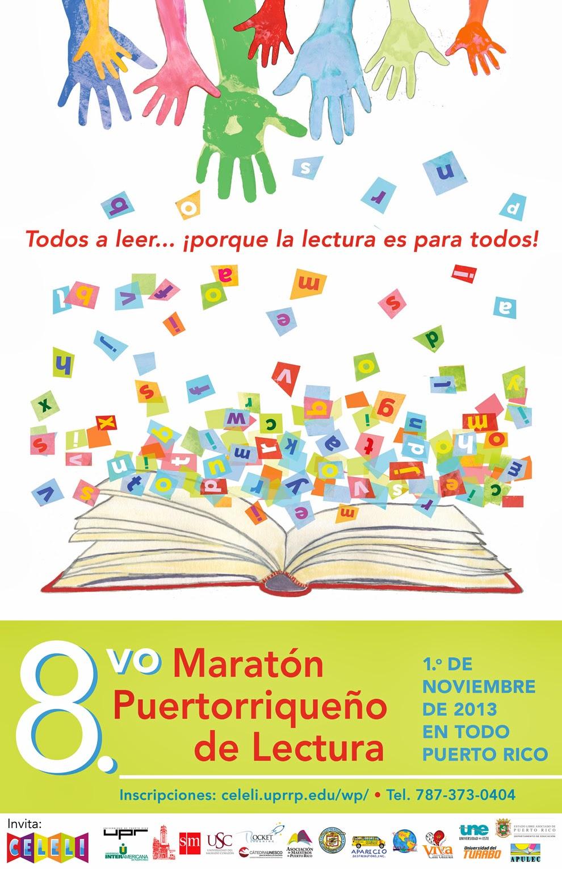 Maratón Puertorriqueño de Lectura
