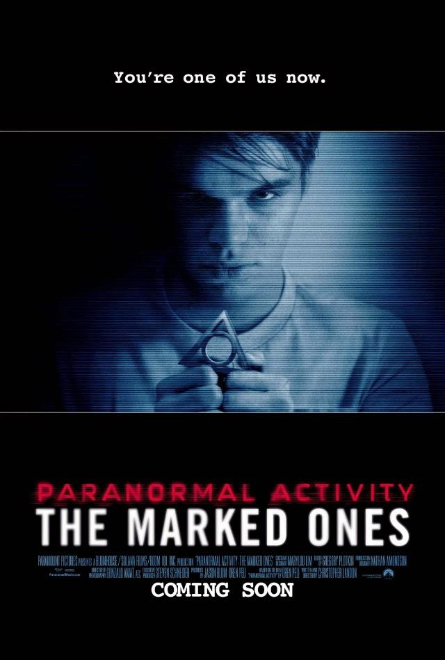 La película Paranormal Activity: The Marked Ones (Actividad Paranormal: Los marcados) - Solo Full Peliculas