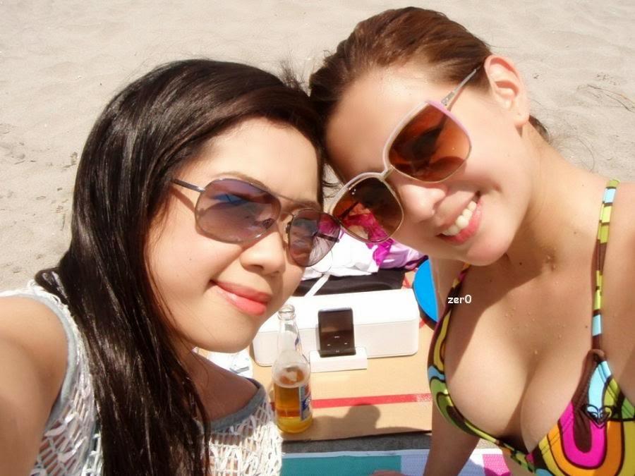 maui taylor sexy beach bikini photos 05