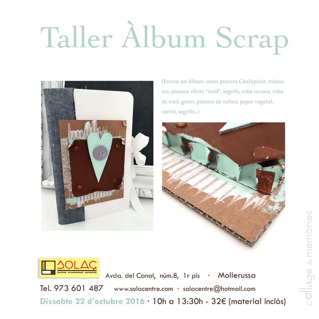 Taller scrap Solaç-Mollerussa