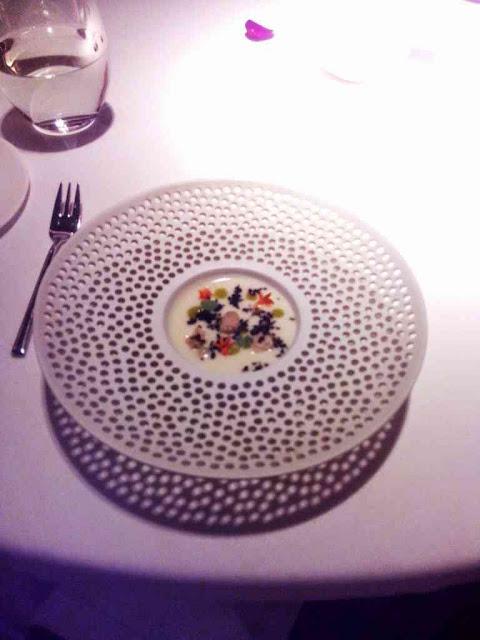 Brandada de Bacalao Restaurante Cinc Sentits Barcelona