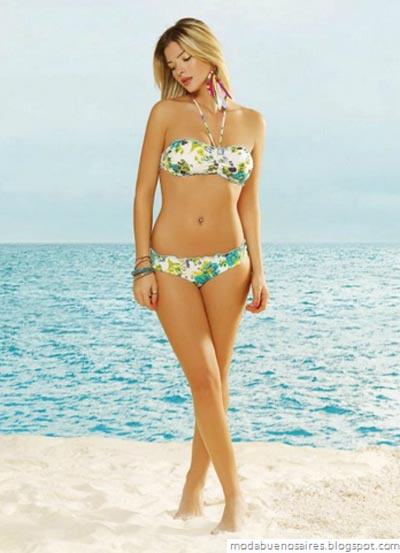 Bikinis 2012. Sweet Victorian colección verano 2012. Blog de moda.