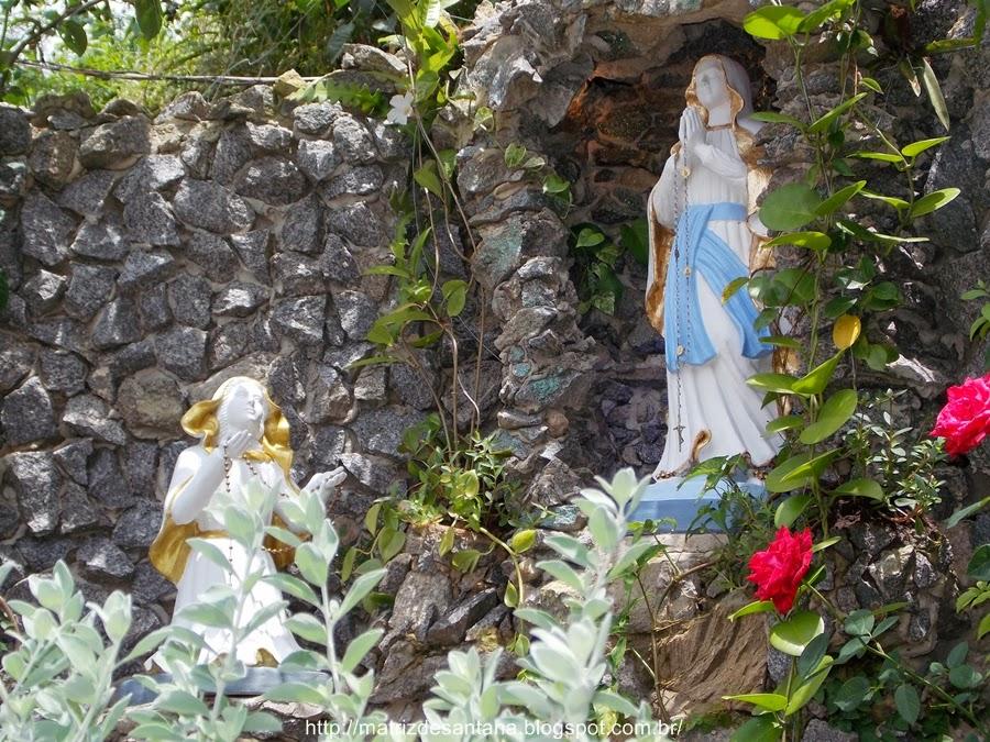 construir gruta jardim : construir gruta jardim:Bruno Araújo / Paróquia de Sant'Ana: É verdade que além dos