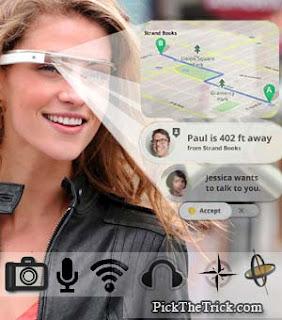 Google Glass Adalah