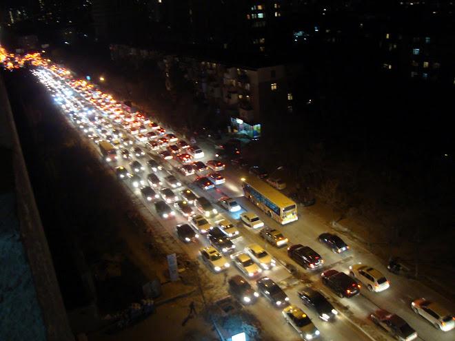 Bakü trafiği