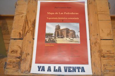 Mapa de Las Pedroñeras