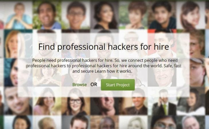 Want to Hire a Hacker? Check Out Hacker's List Website