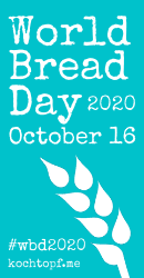 Participamos en #WorldBreadDay2020