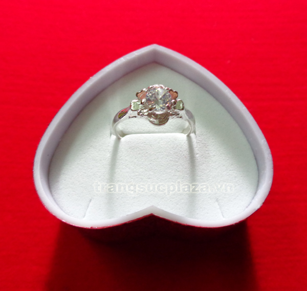 Nhẫn bạc nữ NN114