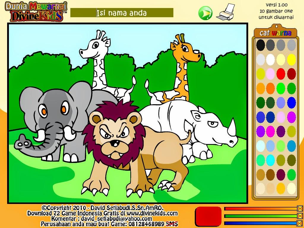 Games Mewarnai Untuk Anak Anak Pc Gratis Download Gratis Game