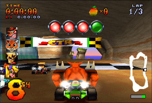 Crash Team Racing Full Version PC 2