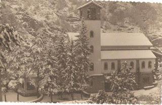 Iglesia de La Farga de Bebié