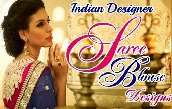 Indian Designer Saree Blouses