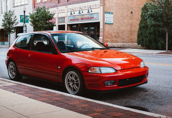 1994 Honda Civic Si Hatchback