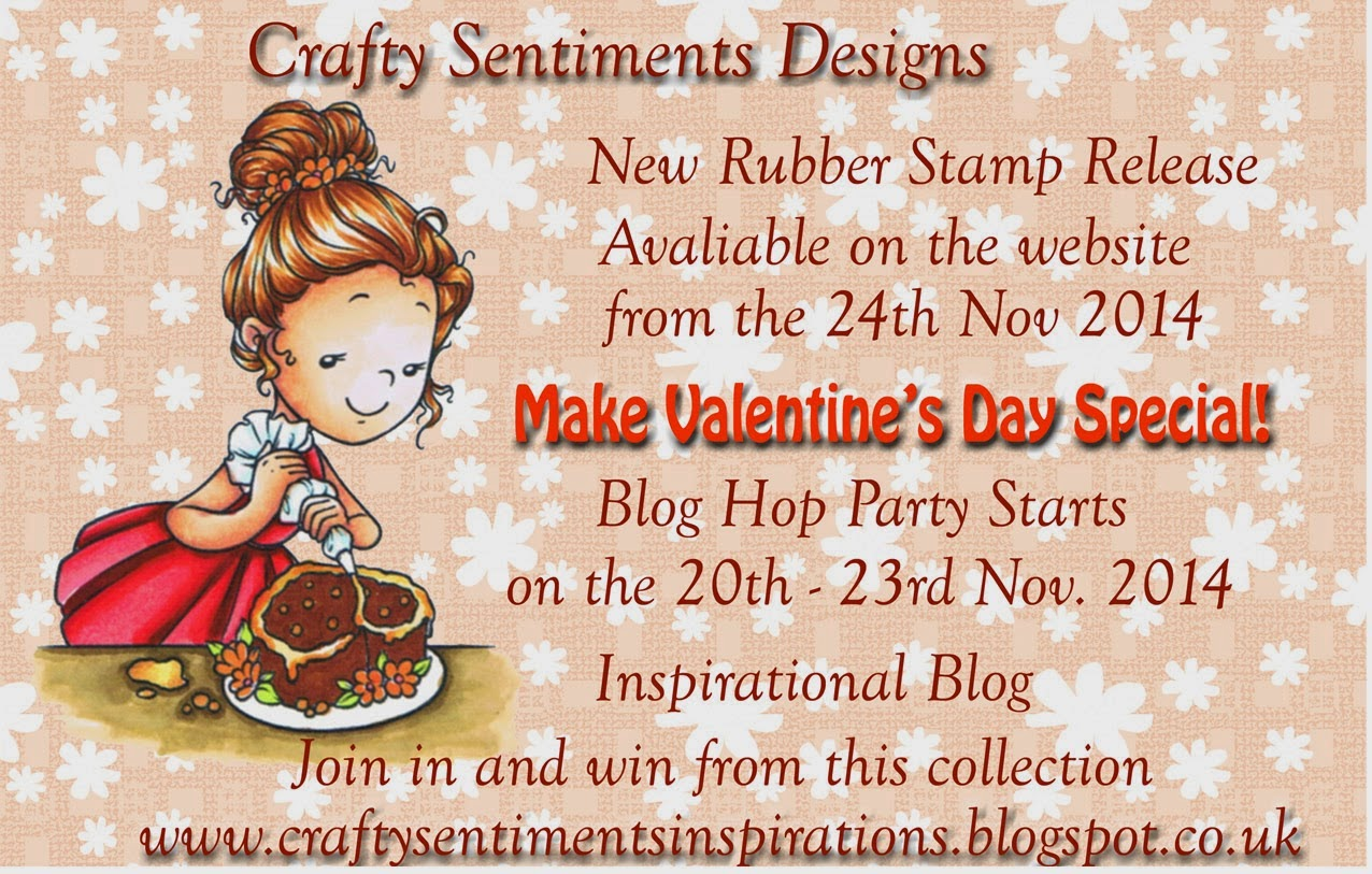 Crafty Sentiments bloghop