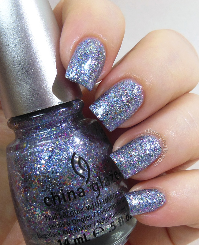 China Glaze Liquid Crystal swatch