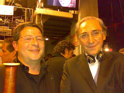 V. Gallo e Franco Battiato