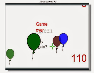 Balloon Go Pop Online Game