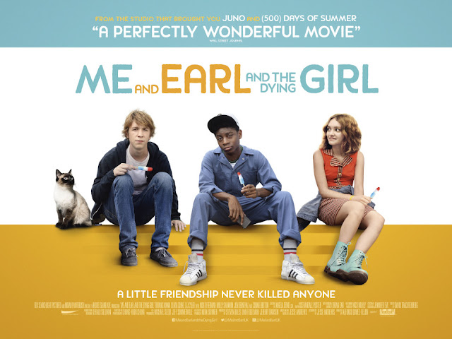 Frases de la película Me and Earl and the Dying Girl