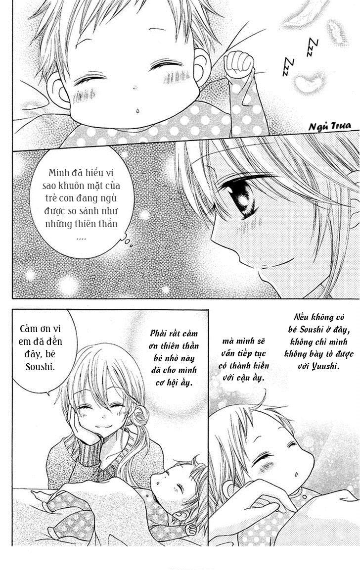 Papa to Mama Hajimemashita chap 3 - Trang 10