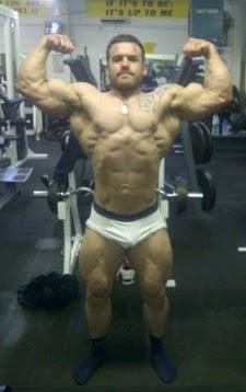 world bodybuilders pictures: bodybuilder aaron lambo