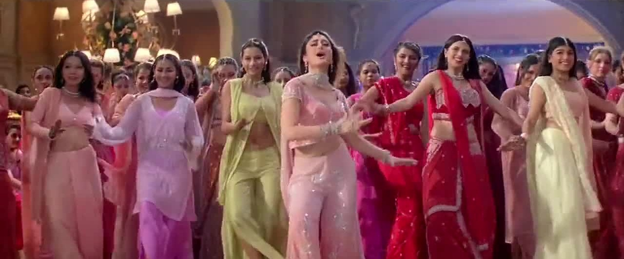 Pics For > Rani Mukherjee In Kabhi Khushi Kabhi Gham