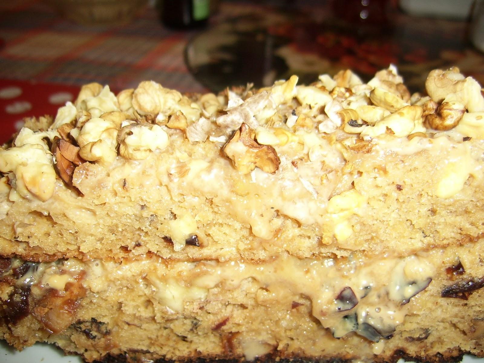Пирог из вареной сгущенки рецепт пошагово