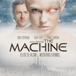 Poster The Machine 2013