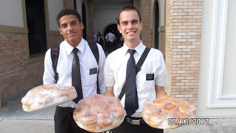 DONUTS IN BRAZIL!!!