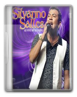 Silvanno Salles – Ao Vivo em Salvador – DVDRip AVI + RMVB Nacional