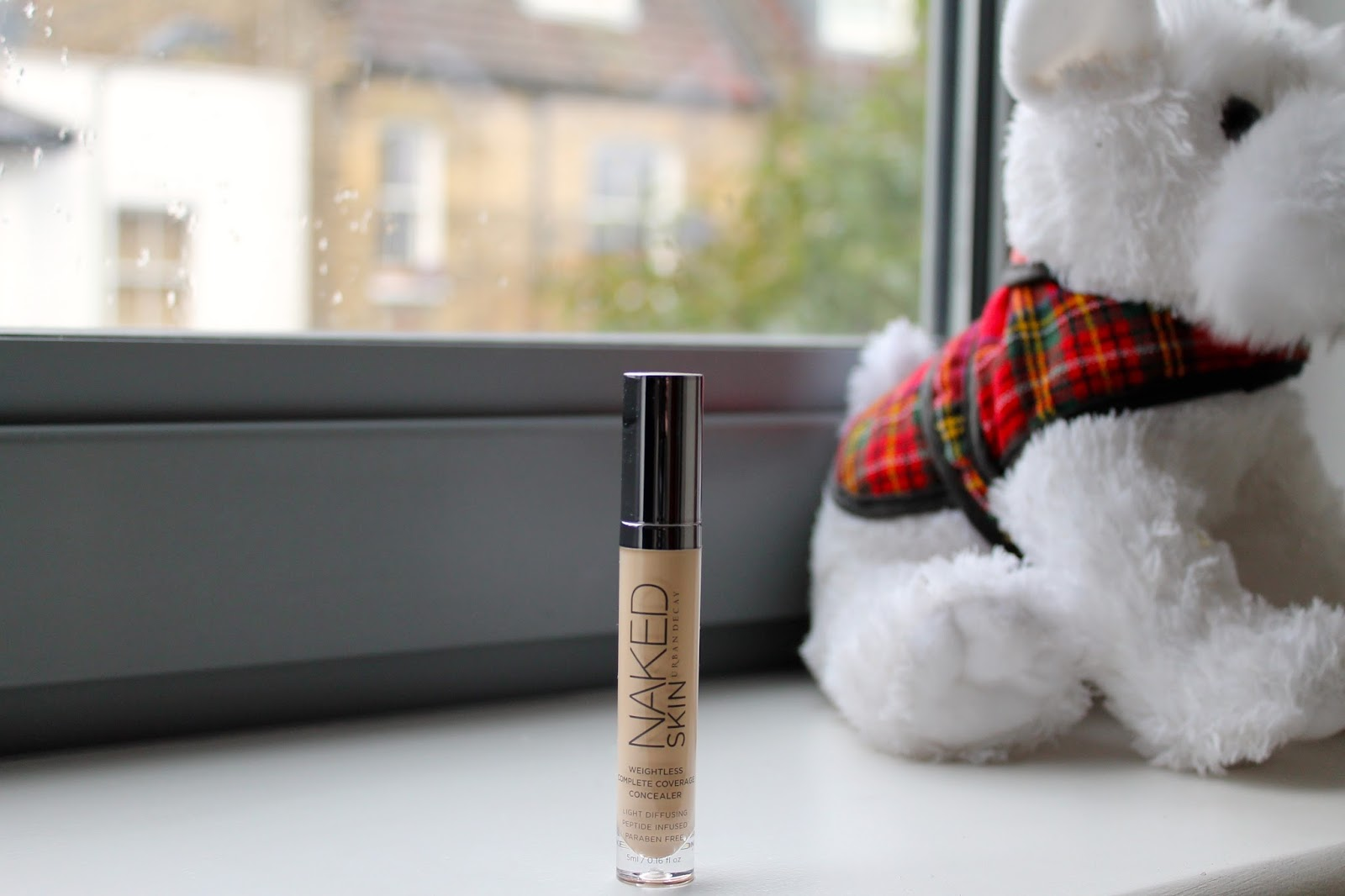 Urban Decay Naked Skin Concealer blog review