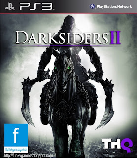 Darksiders II-PS3